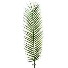 Feuille de palmier Cycas H 57 cm Plastique