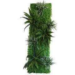 Mur végétal en kit N°3 200cm - 12 pièces