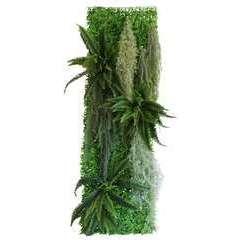 Mur végétal en kit N°4 200cm - 12 pièces
