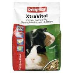 Alimentation complète XTRAVITAL pour cochon d'Inde - 1 kg
