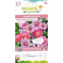 Graines de fleurs pour bouquets rose - en sachet