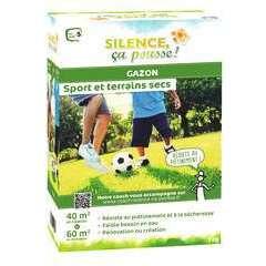 Graines de gazon sport et terrains secs - la boîte de 1kg