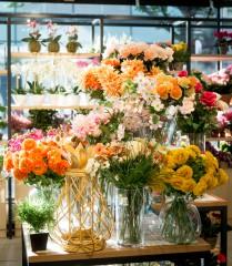 Votre fleuristerie parisienne au coeur du 13ème