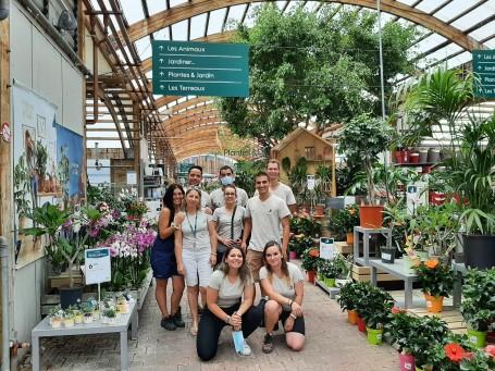 L'équipe de votre jardinerie Truffaut Les Jardins de Provence