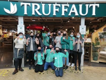L'équipe de votre jardinerie Truffaut Arcueil