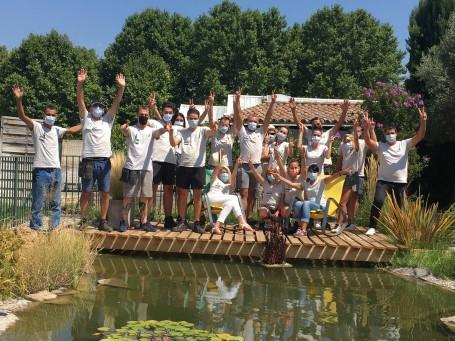 L'équipe de votre jardinerie Truffaut Aubagne