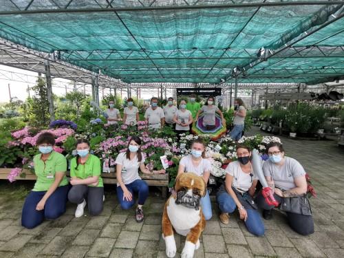 L'équipe de votre jardinerie Truffaut Colmar