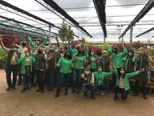 L'équipe de votre jardinerie Truffaut Herblay