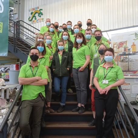L'équipe de votre jardinerie Truffaut Isneauville