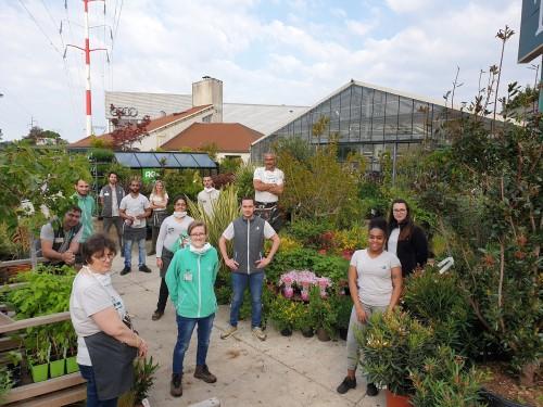 L'équipe de votre jardinerie Truffaut Les Ulis