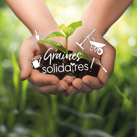 Week-end Graines Solidaires !