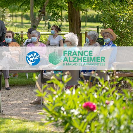 L'arrondi en caisse : France Alzheimer