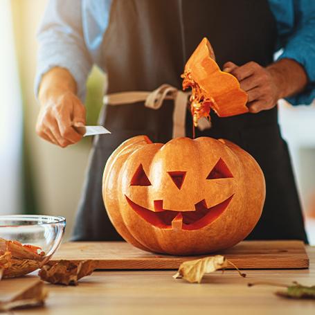 Les ateliers d'Halloween reprennent !