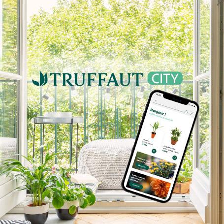 Nouveau service Truffaut City !