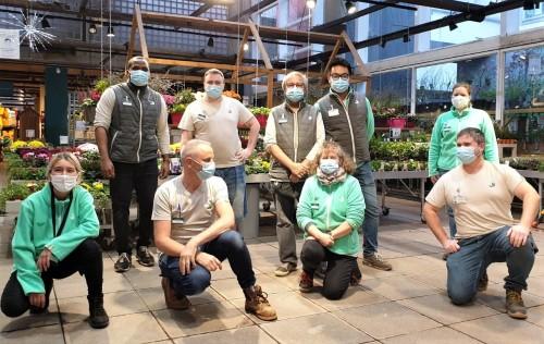 L'équipe de votre jardinerie Truffaut Paris
