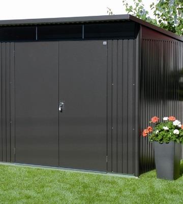 entretien toiture abri en métal