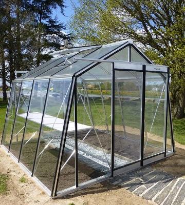 installation serre de jardin