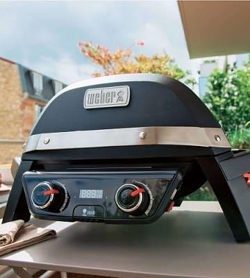 barbecue électrique weber