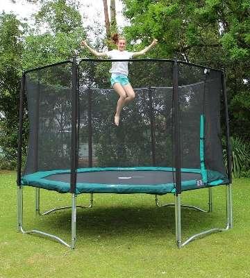 jeux trampoline enfant