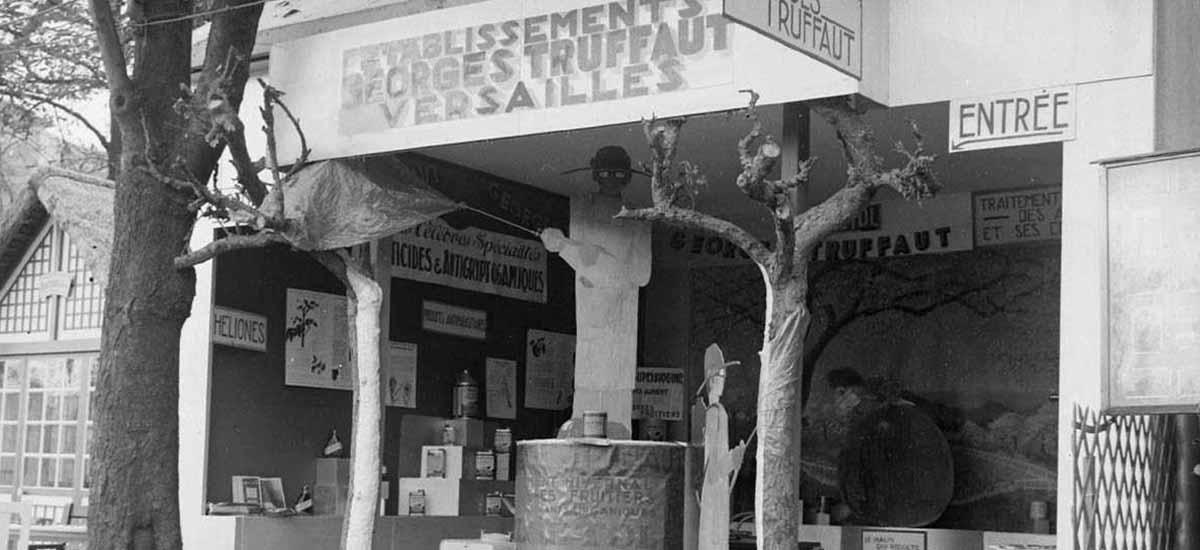Etablissement Truffaut à Versailles