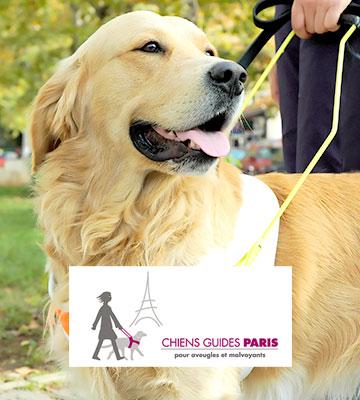 Ecole des chiens guides d'aveugles