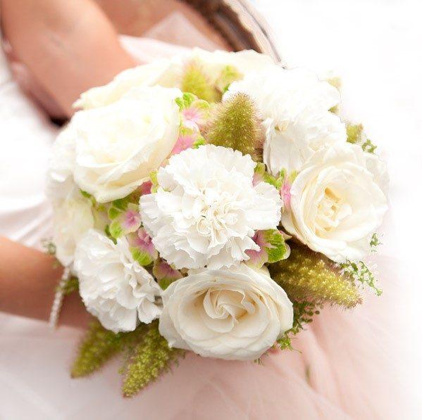 diy bouquet de mariée