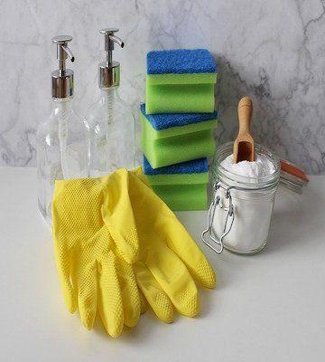contenants produits ménagers