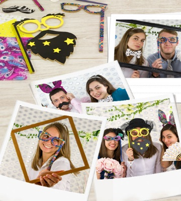 accessoires mariage photobooth