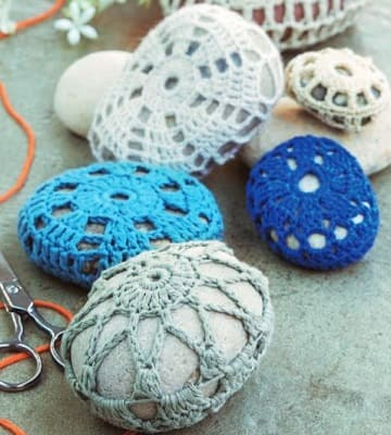 Galets crochet