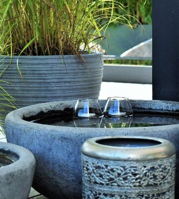 créer son jardin objets décoratifs