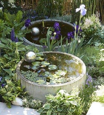 jardin eau