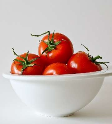 tomates saladier