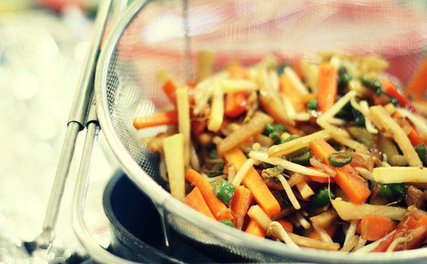 Cuisiner le bambou