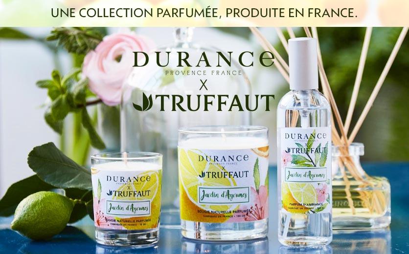 Une collection parfumée, produite en France.