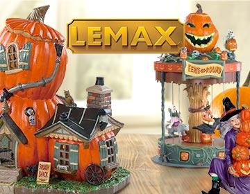 Le village d'Halloween