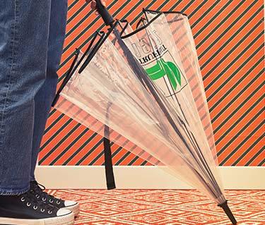 Parapluie collection Truffaut 1972