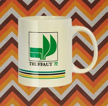 Mug collection Truffaut 1972