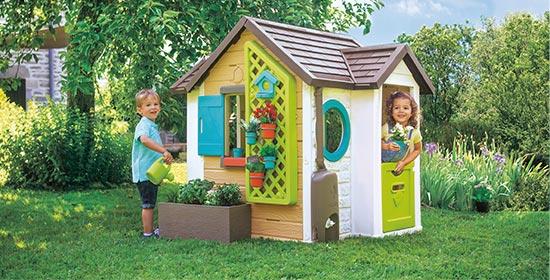 Maisonnettes et cabanes