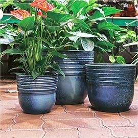 Pots, bacs, jardinieres