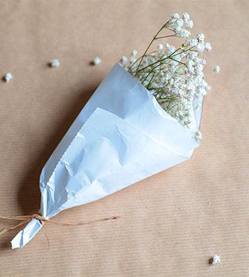 bouquet kraft