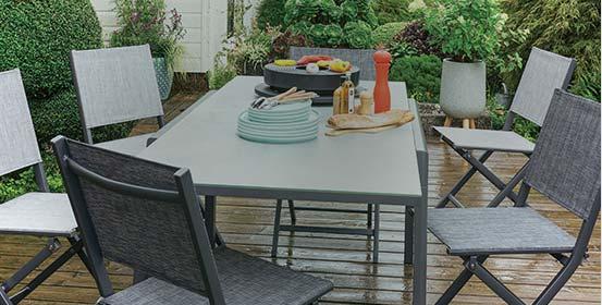 J'entretiens mon mobilier de jardin