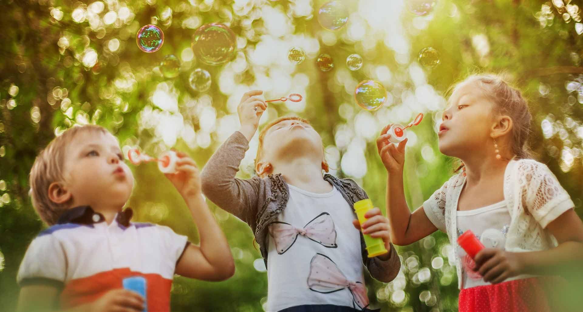 Un espace de nature pour vos enfants