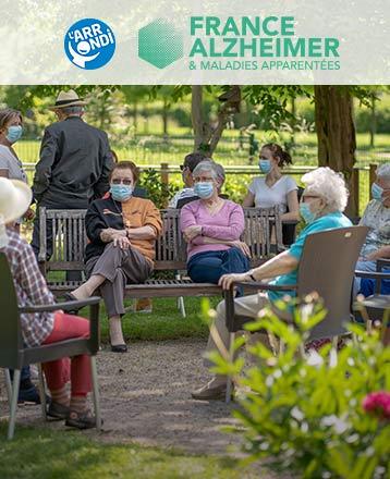 L'arrondi en caisse avec l'association France Alzheimer